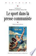 Le sport dans la presse communiste