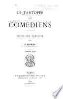 Le Tartuffe des comédiens