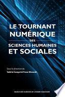 Le tournant numérique des sciences humaines et sociales