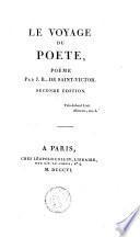 Le voyage du poète