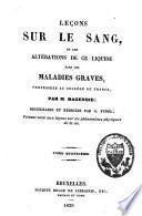 Leçons sur les phénomènes physiques de la vie, professées au collége de France