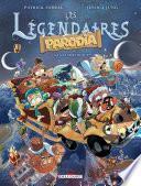 Légendaires - Parodia