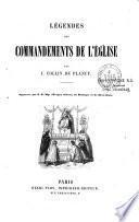Légendes des commandements de l'église