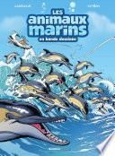 Les animaux marins en BD -