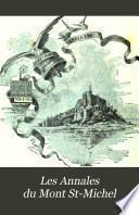 Les Annales du Mont St-Michel