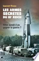 Les Armes secrètes du IIIe Reich