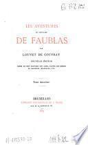 Les aventures du chevalier de Faublas