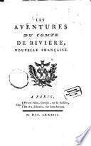 Les Aventures du Comte de Riviere