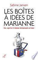 Les boîtes à idées de Marianne