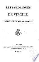 Les Bucoliques de Virgile
