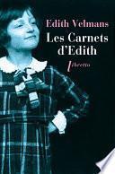 Les carnets d'Edith