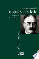 Les causes du suicide