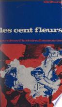 Les cent fleurs : Chine, 1956-1957