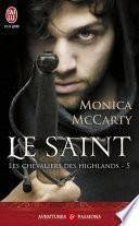 Les chevaliers des Highlands (Tome 5) - Le saint