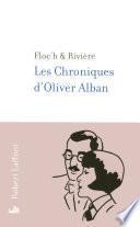 Les Chroniques d'Oliver Alban