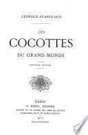 Les cocottes du grand monde