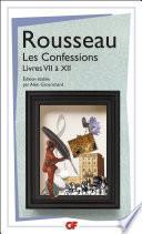 Les Confessions - Livres VII à XII