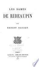 Les dames de Ribeaupin