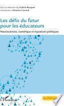 Les défis du futur pour les éducateurs