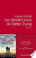 Les derniers jours de Stefan Zweig - théâtre