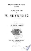 Les deux Hamlet