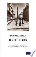 Les deux Paris