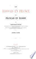 Les Ecossais en France, les Français en Ecosse