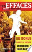Les Effacés 1 + nouvelle inédite bonus