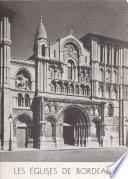 Les églises de Bordeaux