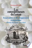Les entrepreneurs du coton