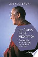 Les étapes de la méditation (poche)