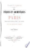 Les évêques et archevêques de Paris