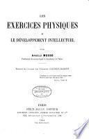 Les exercices physiques et le développement intellectuel