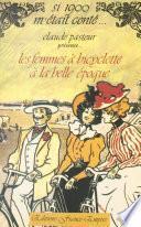 Les femmes à bicyclette à la Belle époque