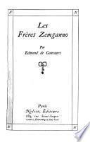 Les frères Zemganno