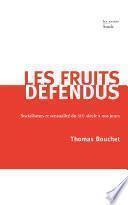 Les fruits défendus