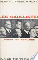 Les Gaullistes