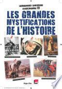 Les grandes mystifications de l'histoire
