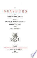 Les graveurs du dix-huitième siècle
