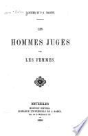 Les hommes jugés par les femmes