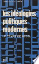 Les Idéologies politiques modernes