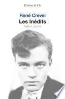Les Inédits. Lettres, texte