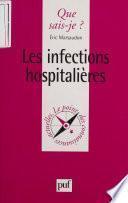 Les Infections hospitalières