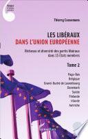 Les Libéraux dans l'Union Européenne