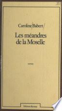 Les méandres de la Moselle