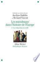 Les Musulmans dans l'histoire de l'Europe -