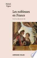 Les noblesses en France