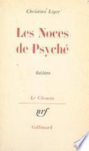 Les noces de Psyché