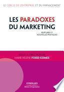 Les paradoxes du marketing