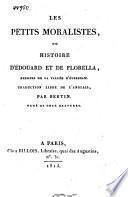 Les petits Moralistes, ou histoire d'Edouard et de Florella, bergers de la vallée d'Eversham